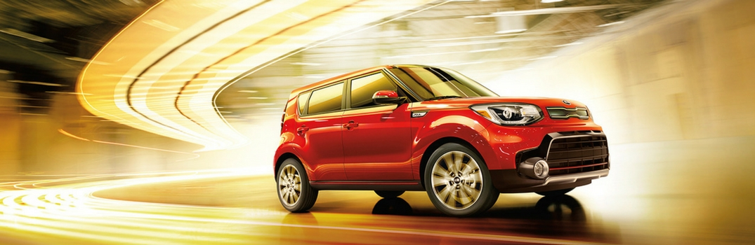 2018 Kia Soul Available Interior Features