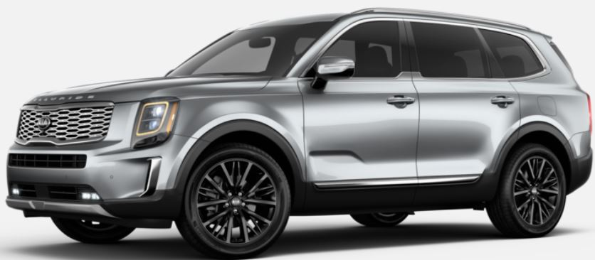 exterior color options of the new 2020 kia telluride route 6 auto mall kia
