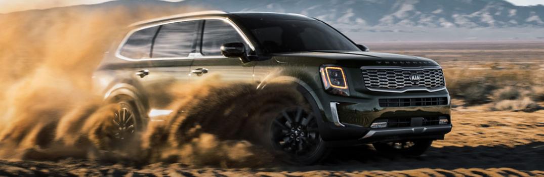 2020 Kia Telluride Earns Top-Rated Award from Edmunds