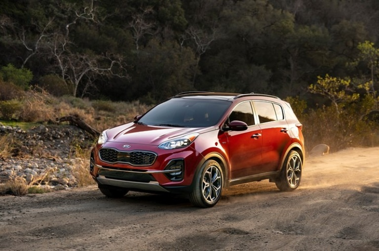 2020 And 2019 Kia Models That Offer All Wheel Drive