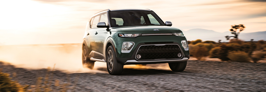 What Trim Levels are on the 2020 Kia Soul?