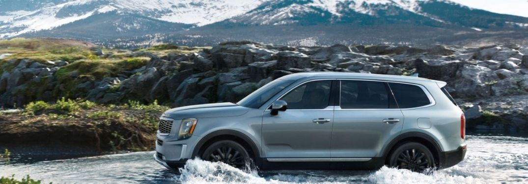 What Safety Features are on the 2021 Kia Telluride?