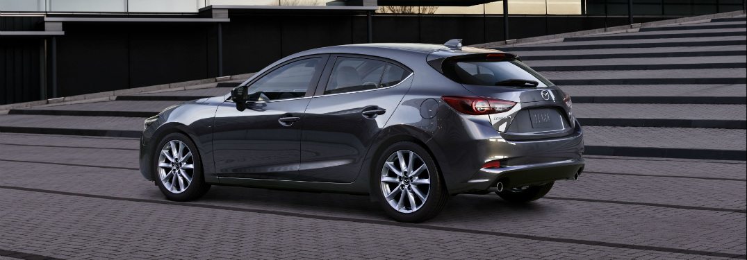 How Spacious Is The 2018 Mazda3 5 Door