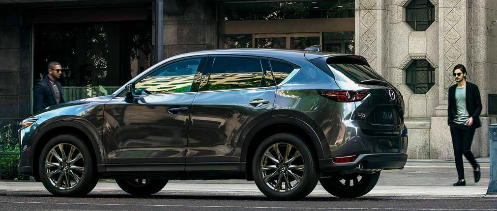 2019 CX-5 Parked on Street