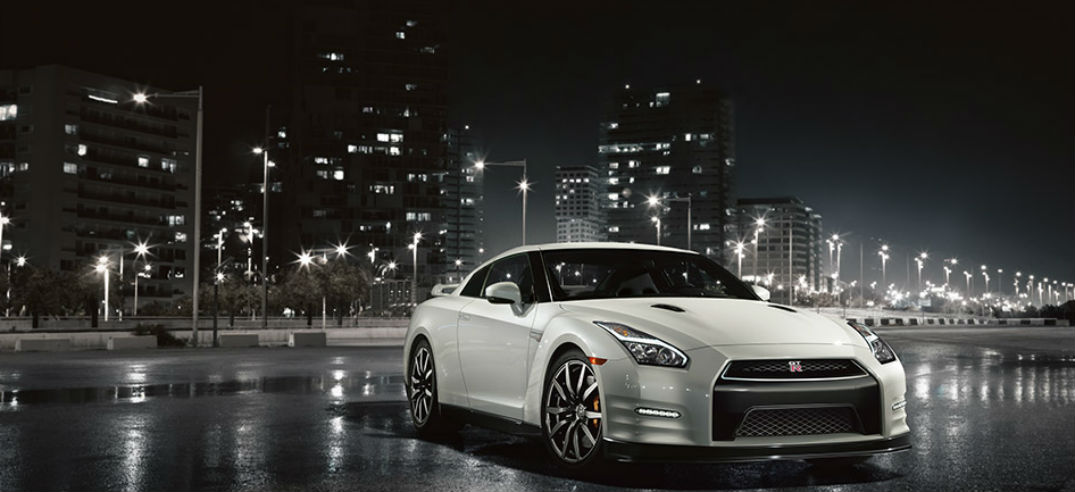 Nissan's Redesigned GT-R for 2015