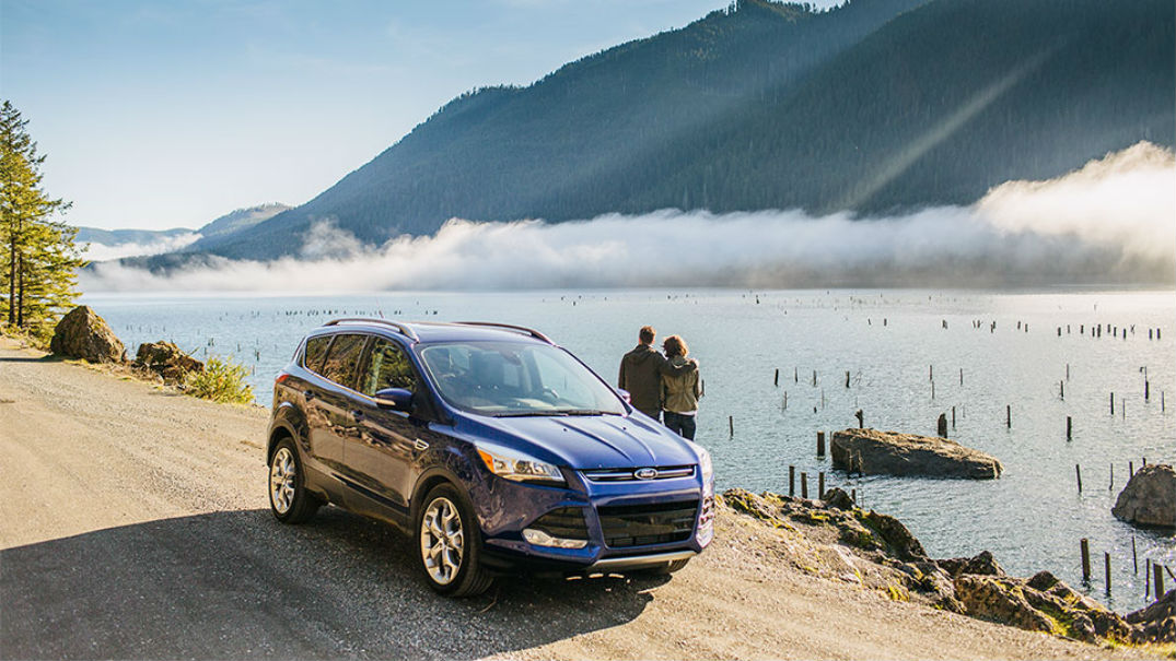 Why the 2015 Ford Escape is the Best Compact SUV