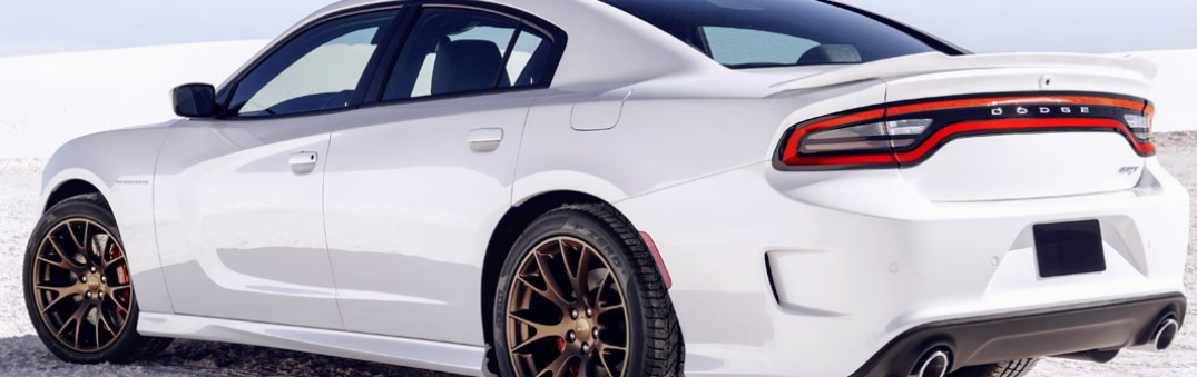 The Fastest Sedan in the World: 2015 Dodge Charger SRT Hellcat