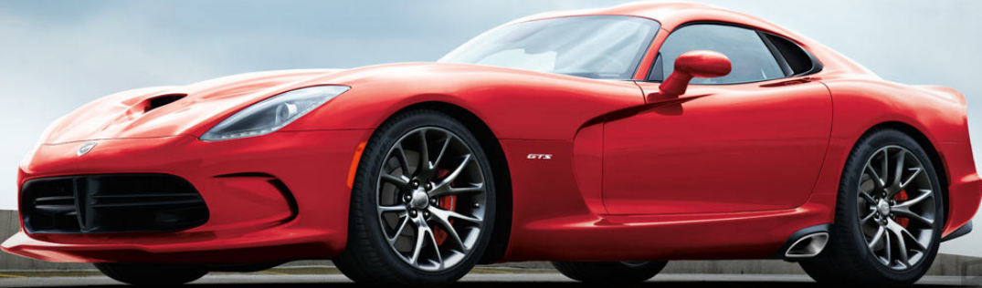 Dodge will be Resuming Production of the Viper After Improved Sales