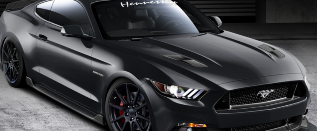 The Hennessey Mustang Hellcat Killer