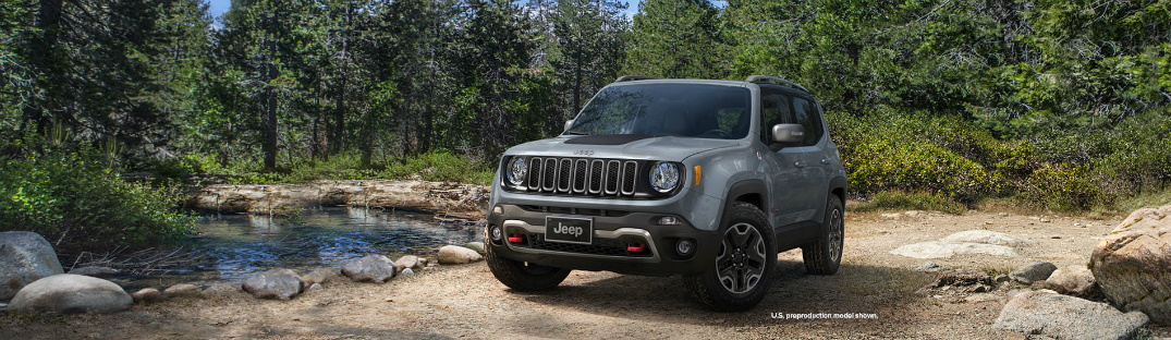 All-New Jeep Renegade