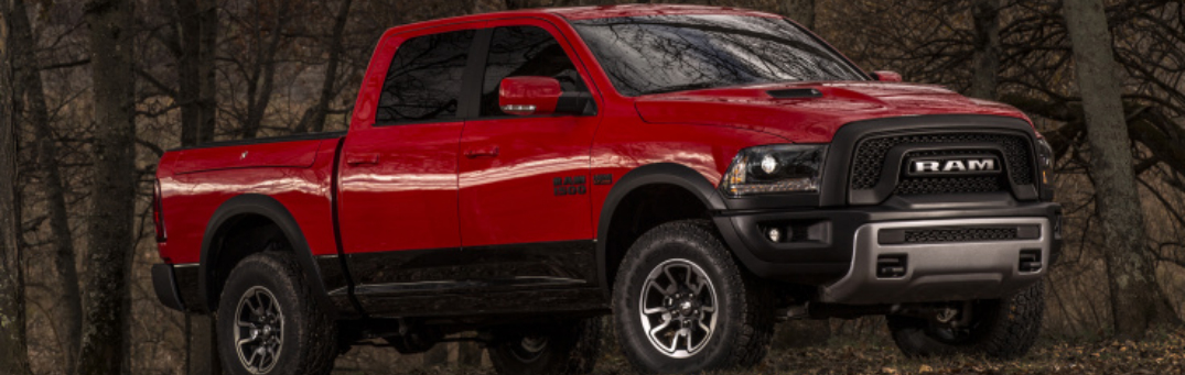 2015 Ram 1500 Rebel has Been Unveiled at Detroit Auto Show