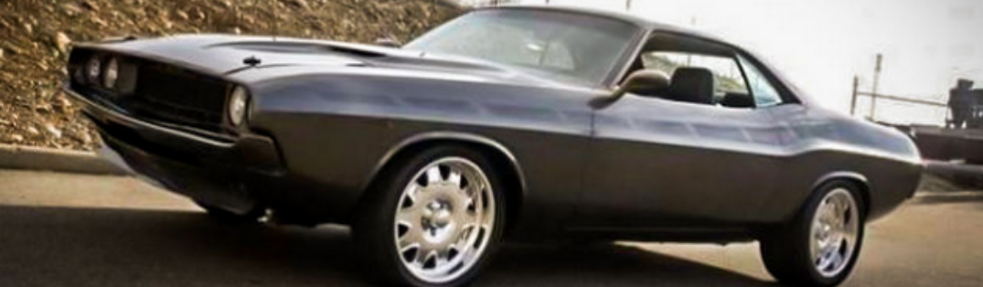 Have you Ever Seen a 1970 Viper-Powered Challenger Hellcat?