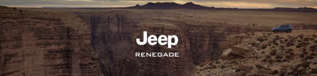 2015 Jeep Renegade Super Bowl Advertisement