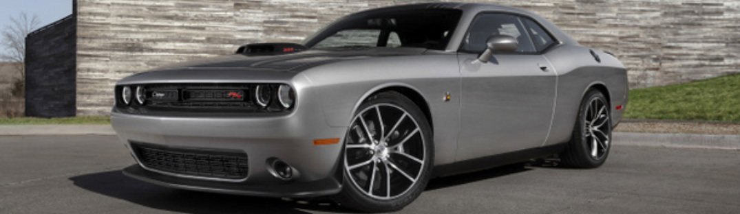 Dodge is Offering a Stunning new Shaker Hood Option on the 2015 Challenger