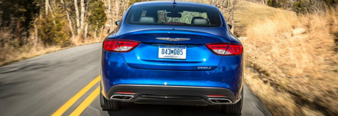 Rumor Mill: Is the Chrysler 200 Getting a Diesel Engine?