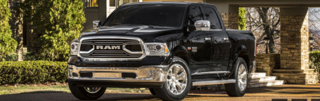 2015 Ram Laramie Limited Rolls Into Chicago