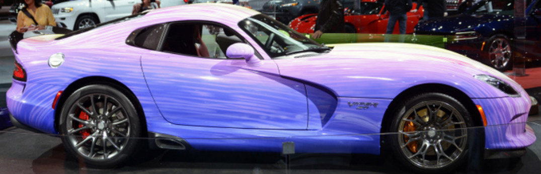 1 of 1 Customization Program for the Dodge Viper