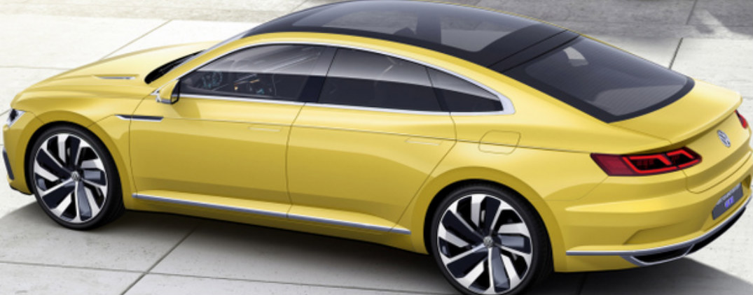 VW Unveils new Sport Coupe GTE Concept Ahead of Geneva Auto Show