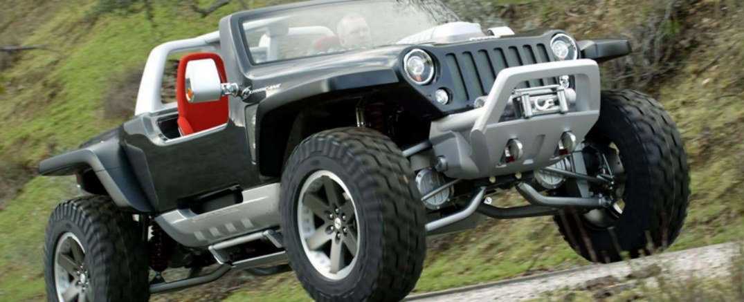 Next-Generation Wrangler Rumors