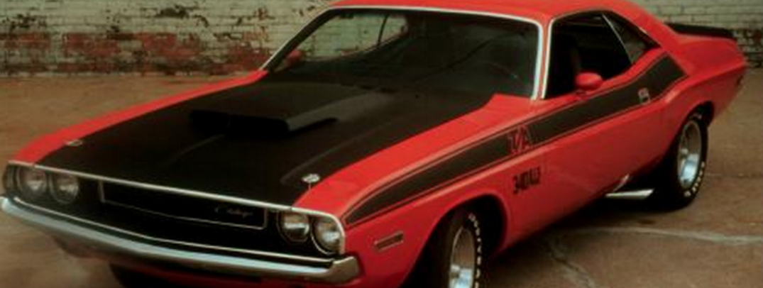 Things you Never Knew About the Dodge Challenger