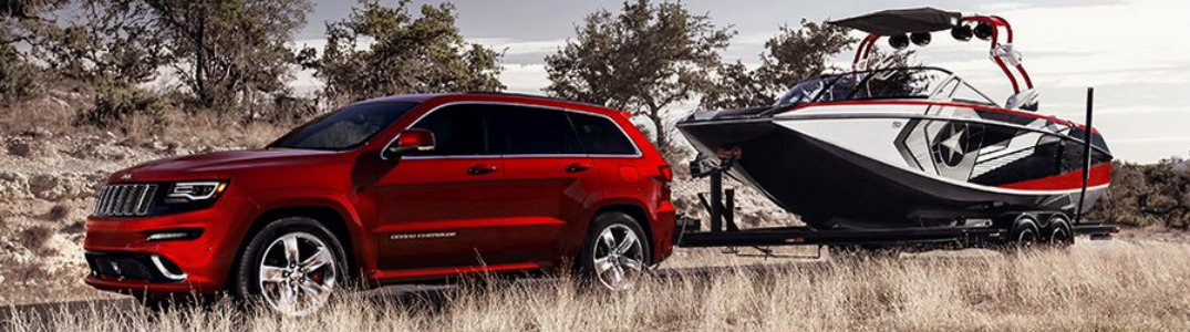 Jeep Grand Cherokee Hellcat is on the way