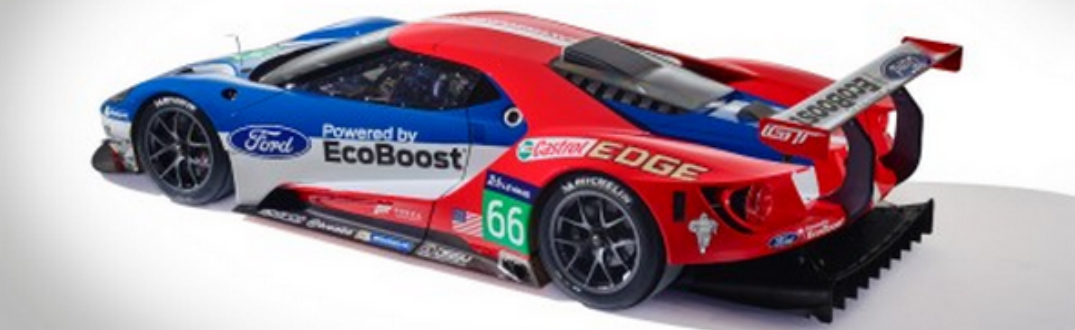The Le Mans Ford GT is Here