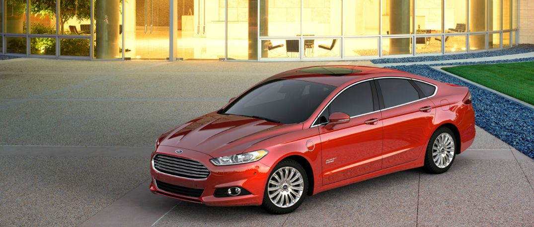 Ford's new Fusion offers options