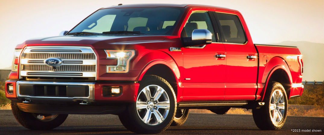 The new Ford F-150 adopts the Mustang's sport mode feature