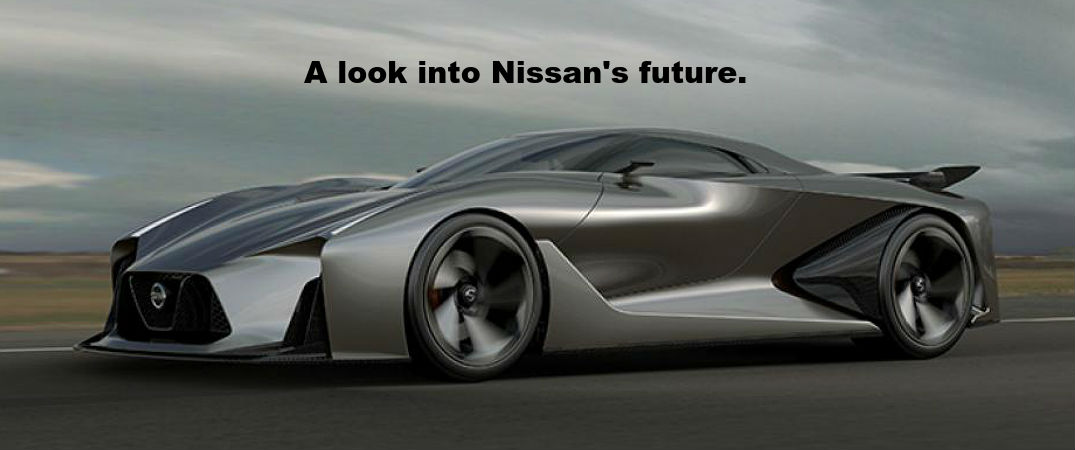 Nissan's new GT-R engine and design