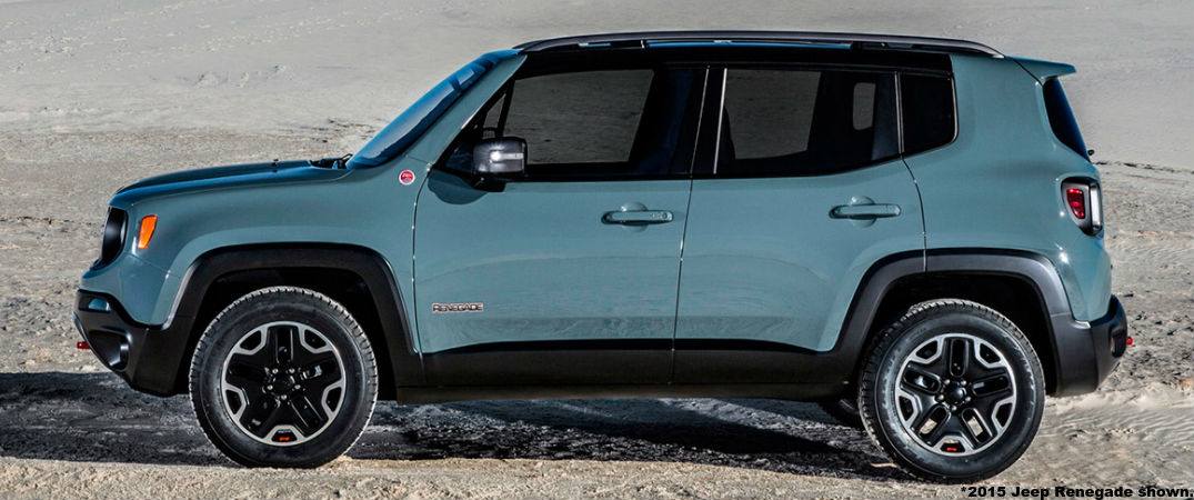 Jeep may produce new Renegade and Grand Cherokee for 2018
