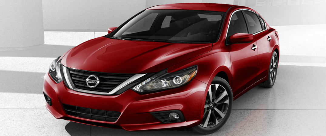 New Nissan Altima gets redesigned for 2016