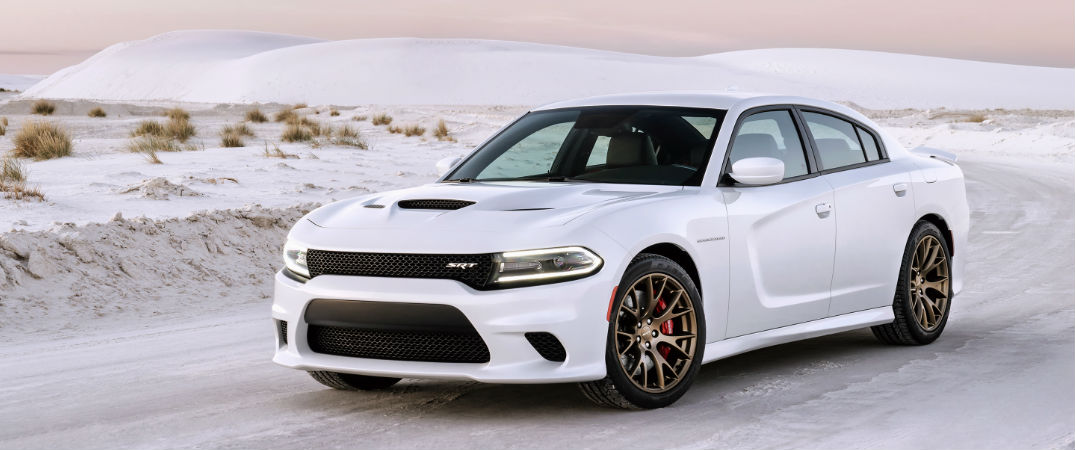 New Dodge Chargers as Storm Troopers