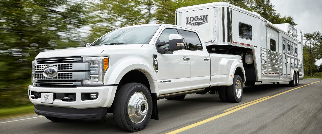 Ford's new F-Series Super Duty specs