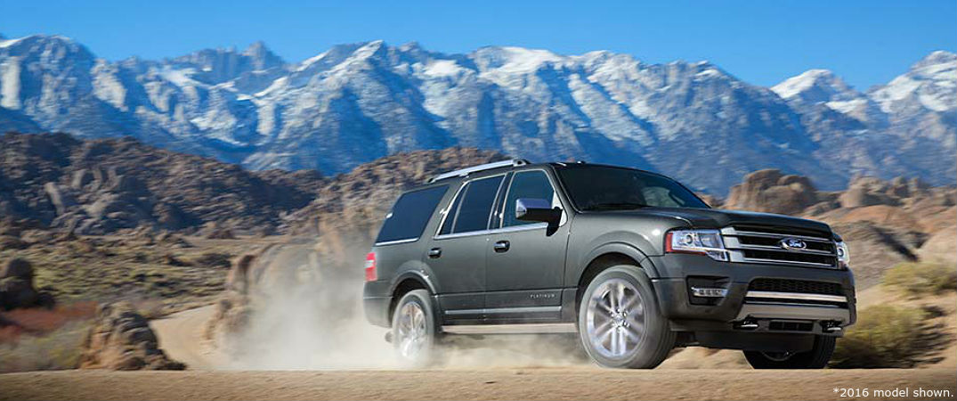 Ford introduces new Expedition to aluminum lineup