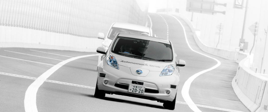 Nissan plans a hands-free vehicle