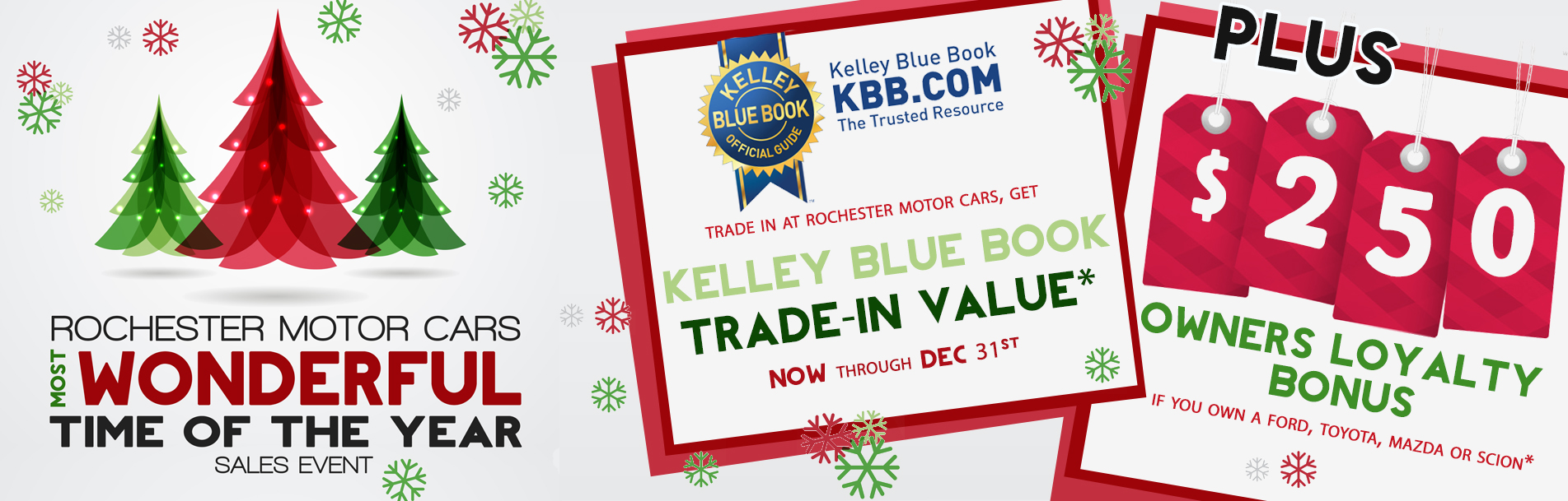 Receive Kelley Blue Book Trade In Value And 0 Owner\'s Loyalty Bonus ...
