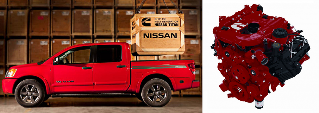 2015 Nissan Titan Diesel Set To Out Perform Ram 1500