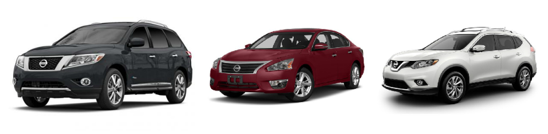 "Three Nissans Among Kelley Blue Book's ""Best Family Cars"""