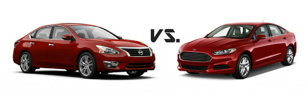 Robbins Chevrolet Humble Tx >> Get Out the Boxing Gloves! The 2014 Nissan Altima Takes On 2014 Ford Fusion! - Robbins Nissan Blog