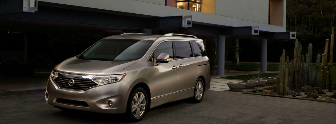 Nissan Quest is Ready-Made Vacation Vehicle