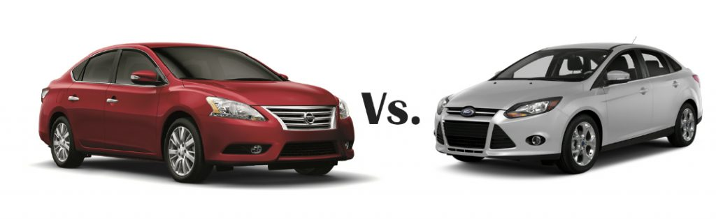 How Does The 2014 Nissan Sentra Fare Against The 2014 Ford