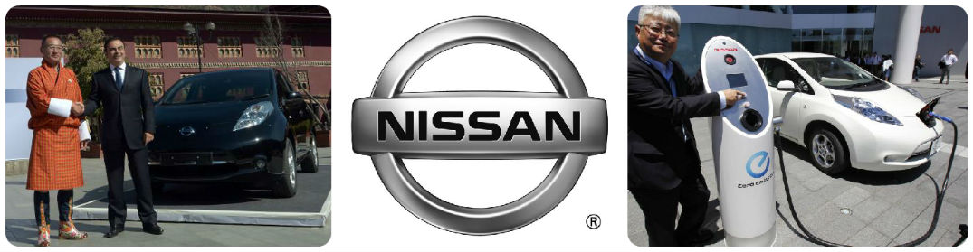 "Nissan named to ""Best Global Green Brands"" List"