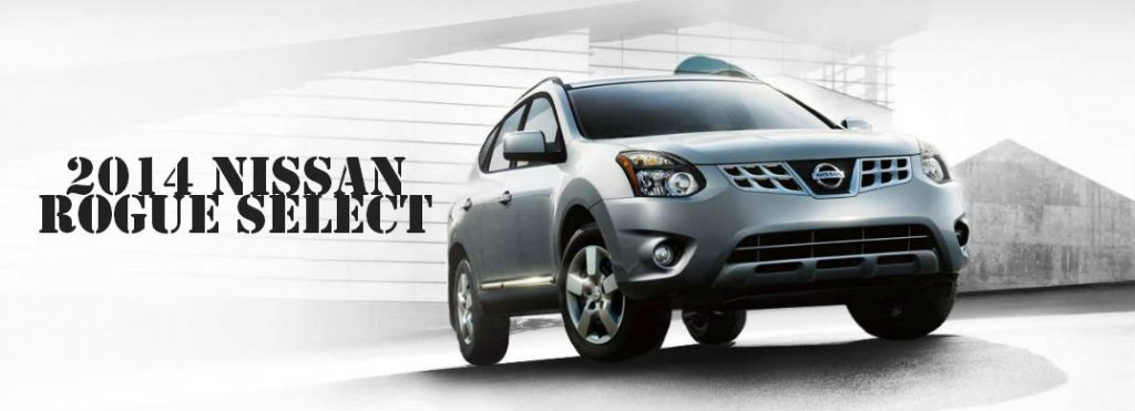 2014 Nissan Rogue Select Offers Affordable Versatility To