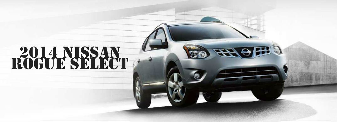 2014 Nissan Rogue Select Houston TX