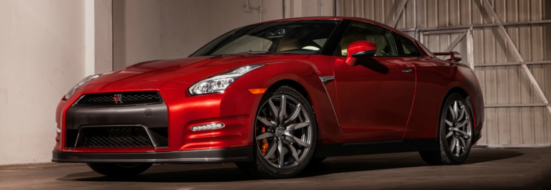 2015 Nissan GT-R Houston TX