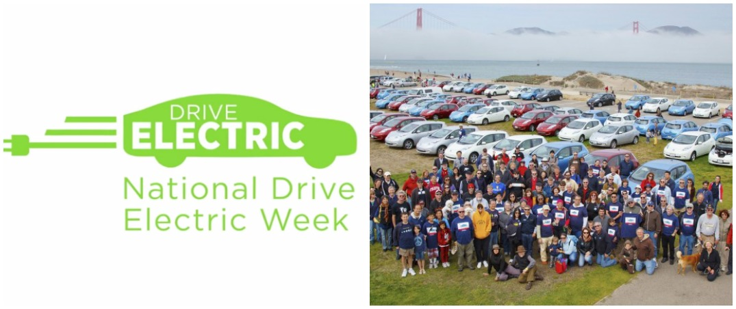 Nissan LEAF National Drive Electric Week