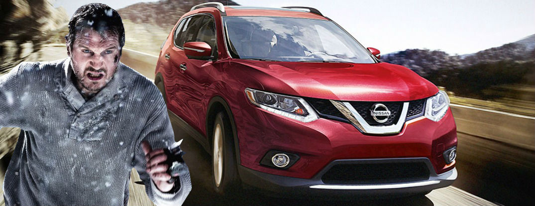 Liam Nissan Chapter 1 The 2015 Nissan Rogue Robbins