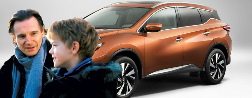 Liam Nissan, Chapter 3: The 2015 Nissan Murano - Robbins ...