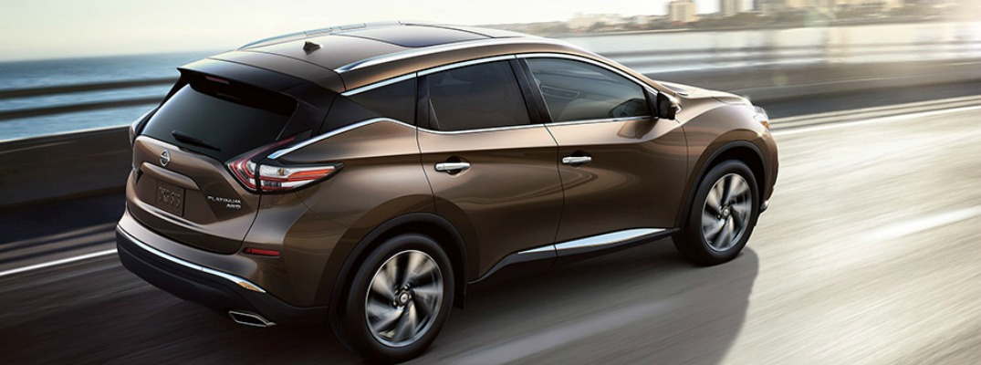 At Long Last...The 2015 Nissan Murano Arrives at Robbins!