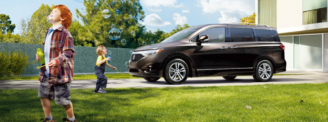 Changing the Minivan Game: The 2015 Nissan Quest